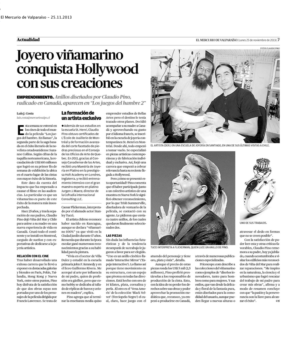 El Mercurio, Chile