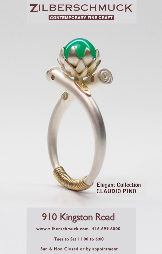 Toronto, Summer, Jewellery, Claudio Pino